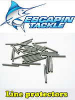 2.1mm Stainless Spring. The best line guard to rig with