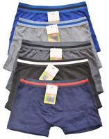 Boxershorts Unterwäsche 5er Spar-Pack Jungen Unterhose Gr. 86-152 Mehrfarbig Neu
