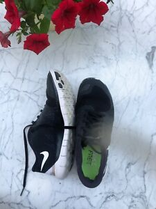 Nike Free Run 5.0 Schwarz Damen 39