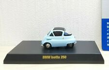 1/64 Kyosho BMW ISETTA BLUE diecast car model