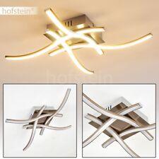 LED Luxus Decken Lampe Wellen Design Flur Dielen Wohn Schlaf Zimmer Beuleuchtung