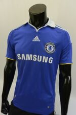 The Blues  2008-09 adidas Chelsea FC London Home Shirt Champions League SIZE S