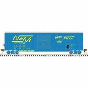 Atlas 20005642 HO NdeM 50' Berwick Boxcar #104279