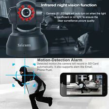 Wifi Ip Camera Pan Tilt 720P Wireless Security SurveillanceNight Vision Webcam