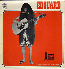 EDOUARD N'AIE PAS PEUR ANTOINETTE / MY NAME IS EDOUARD FRENCH 45 SINGLE