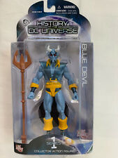 Blue Devil Collectible Action Figure History Of The Dc Universe Series New