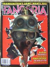 Fangoria Magazine # 326 Aug 2013 Insidious 2 Human Centipede The World'S End