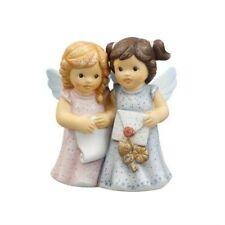 Nina & Marco, Good News Angels Figurine  NEW in BOX  16882