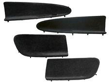 92-96 Prelude SI VTEC OEM Black Door Rear Panel Trim Garnish Insert H22A BB1 BB4