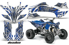AMR Racing Yamaha YFZ 450 R/X Graphics Sticker Kit 09-13 Quad ATV Decals DEAD