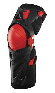 Thor Youth Force XP Knee Guard - Red