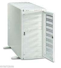 9 Bay Servergehäuse. Tower Case. No PSU. 88887068 Inter-Tech IPC-9008 5U beige