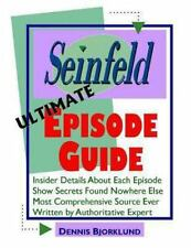 Seinfeld Ultimate Episode Guide, Bjorklund, Dennis, Good Book