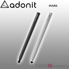 Adonit Mark Precision Durable Mesh Tip Stylus for iPad IOS Android Black TS