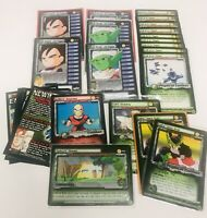 Dragon Ball DBZ CCG TCG CARD LOT Goku's House CELL GAMES FOIL Redemption PROMO