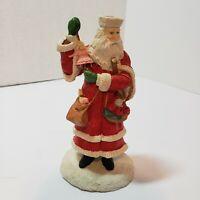 Department 56 Santa Claus w Toys Figurine Christmas Decoration Vintage