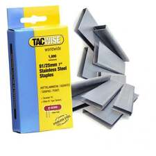 Tacwise 0204 Assorted Staples 2800 Pack 91 Series for 181ELS, 191EL Rapesco