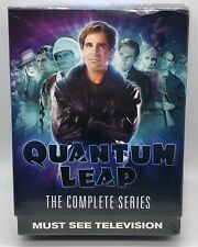 Quantum Leap: The Complete Series (Dvd, 2017, 18-Disc Set). New/Sealed