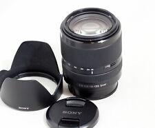 Sony DT 18-135mm F3.5-5.6 SAM Lens SAL18135 A-Mount A33 A35 A55 A57 A65 A77