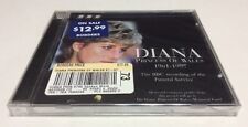 Diana: BBC Funeral Service by Various Artists (CD, Sep-1997, London (USA))
