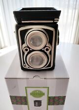"Scentsy ""Still Frame"" Antique Camera Lighted Film Wax Warmer Retired"