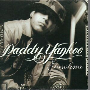 DADDY YANKEE GASOLINA CD SINGLE PROMO