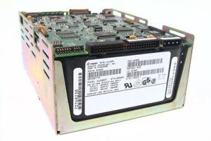 "Seagate Elite 9 9.09GB Fast SCSI IDC50-Pin 5400rpm 5.25 "" ST410800N Vintage HDD"