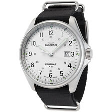 Glycine Men's 3890.141AT.TB9 Combat 6 Vintage Automatic 43mm - GL0124
