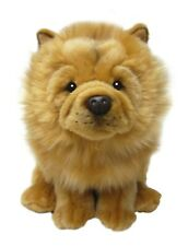 More details for chow chow toy dog gift/present 30cm plush soft cuddle puppy