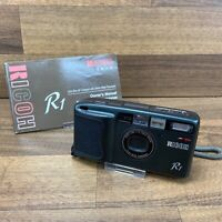 Ricoh R1 35mm Film Compact Camera, Used. UNTESTED