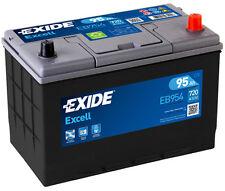 EXIDE Autobatterie Batterie 95Ah - EXCELL EB954 zzgl. 7,50€ Batteriepfand