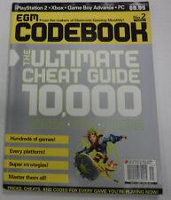 EGM Codebook Magazine Ultimate Cheat Guide June 2004 No.2 081715R
