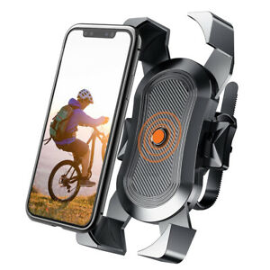 Bike Handlebar Mobile Phone Holder Support Mount Bracket for Bicycle Motorbike