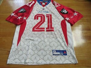 2009 PRO BOWL NNAMDUI ASOMUGHA No. 21 LOS ANGELES RAIDERS (Size 50) Jersey