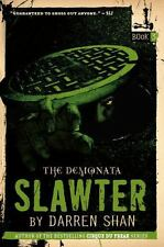 SLAWTER by Darren Shan FREE SHIPPING paperback book 3 The Demonata series