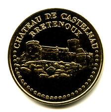 46 PRUDHOMAT Château de Castelnau-Bretenoux 2, 2007, Monnaie de Paris