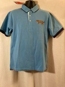 Men's  Argentina Rugby Vintage Polo Shirt.  -Large-BNWT