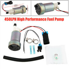 450LPH High Pressure Fuel Pump +Kit F90000267 E85 TIA485-2 Fit for Honda Subaru