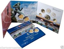 FINLAND 2005 EURO SET COINS COMPLETE SET IN OFFICIAL BLISTER+ special 5€ coin