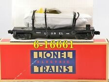 Lionel 6-16661 Flatcar w/Battery Powered Boat 1993 C10