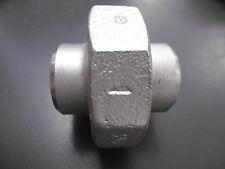 """Edelstahl Fitting Verschraubung Verbinder 1"""" AISI 316 flach dichtend NEU"""