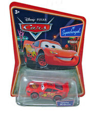 Disney Pixar Cars Movie Mattel Diecast Supercharged MIB Lightning McQueen Flash