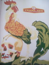 Pearl Jam Vancouver Canada 2003 Tour Poster 29x21cm from Book to Frame?