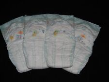 4 Pampers baby-dry size 6+over 31+Lbs Sample & 1 Free size 8