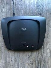 WIRELESS ROUTER & MODEM ADSL2+ CISCO LINKSYS X2000 N300 WIRELESS 2.4 GHZ F3.3