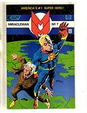 Miracleman # 7 NM Eclipse Comic Book Alan Moore Alan Davis 1st Print J339