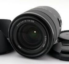【Near Mint】Sony E 18-135mm F3.5-5.6 OSS From Japan 642604