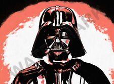 Darth Vader Sith Lord Star Wars Pared Poster Art Print LF3148