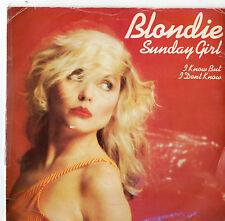 "Blondie - Sunday Girl 7"" Single 1979"
