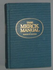 B000NOUAJO The Merck Manual
